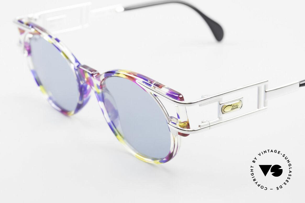 Cazal 353 Alte Cazal Hip Hop Brille 90er, Qualität & Farbkonzept = unverwechselbar 90er Cazal, Passend für Herren und Damen