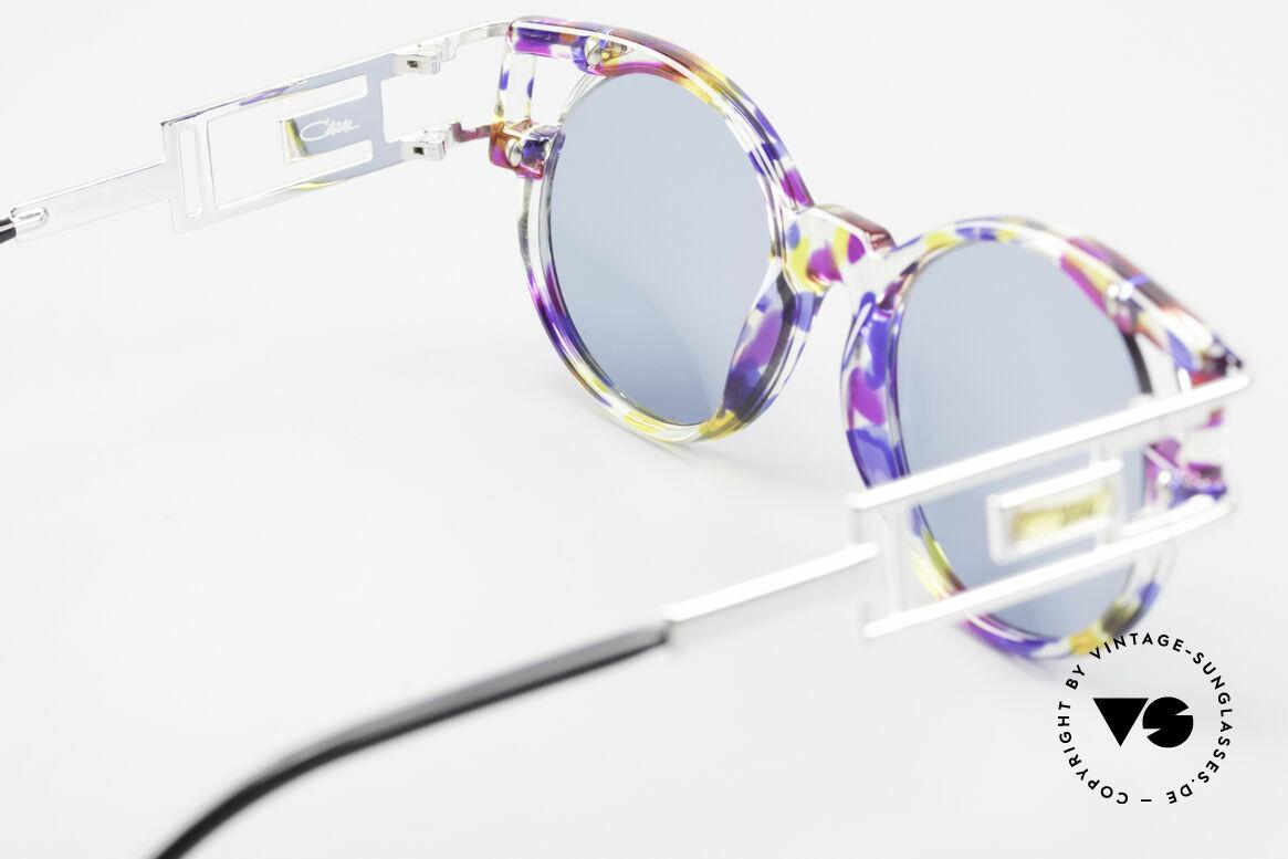 Cazal 353 Alte Cazal Hip Hop Brille 90er, KEINE Retrobrille, sondern ein 28 Jahre altes Original!, Passend für Herren und Damen