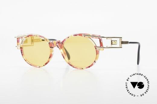 Cazal 353 90er Old School Sonnenbrille Details