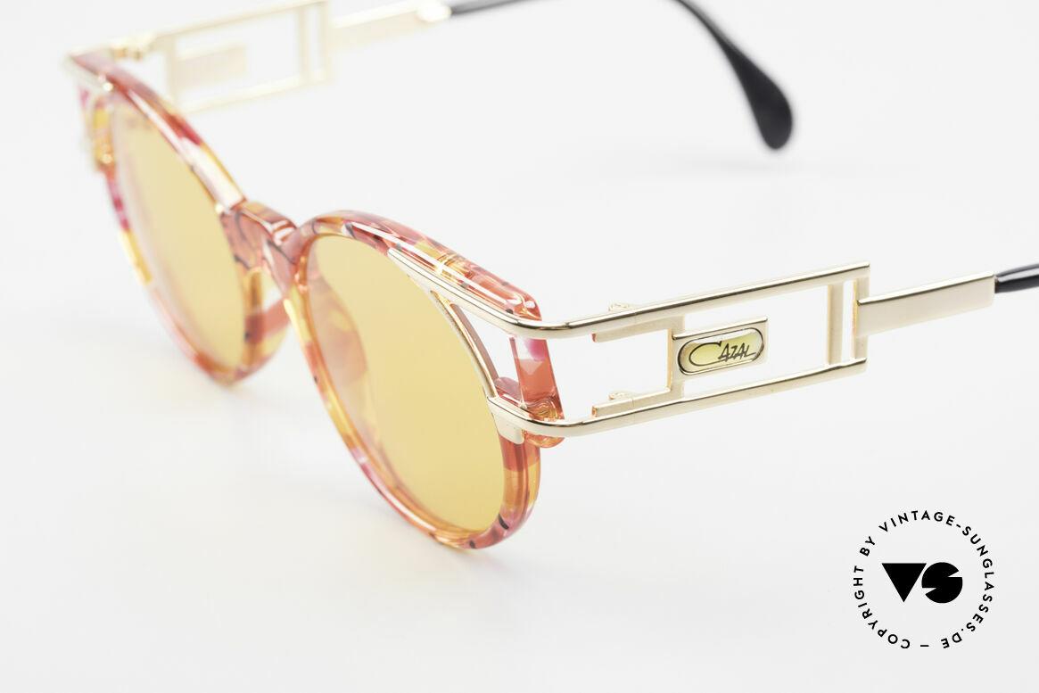 Cazal 353 90er Old School Sonnenbrille, heutzutage gerne mal als 'Old-School-Brille' bezeichnet, Passend für Herren und Damen