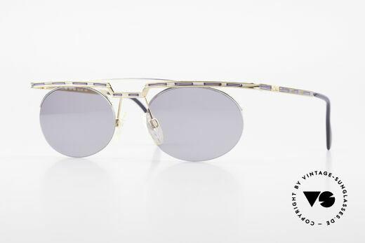 Cazal 758 Original 90er Sonnenbrille Details