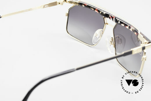 Cazal 752 Rare Vintage Sonnenbrille 90er, ungetragen (wie alle unsere vintage CAZAL Brillen), Passend für Herren