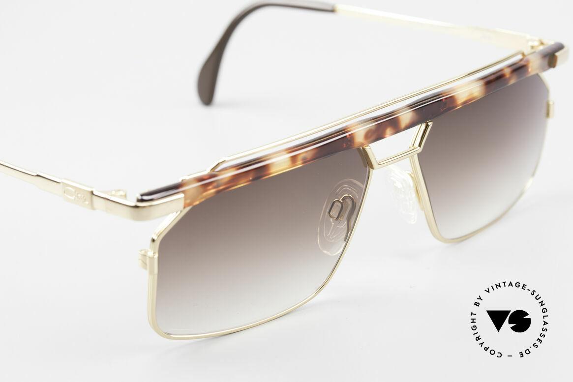 """Cazal 752 Markante Vintage Herrenbrille, ein Hingucker in Kolorierung: """"havanna demi blond"""", Passend für Herren"""