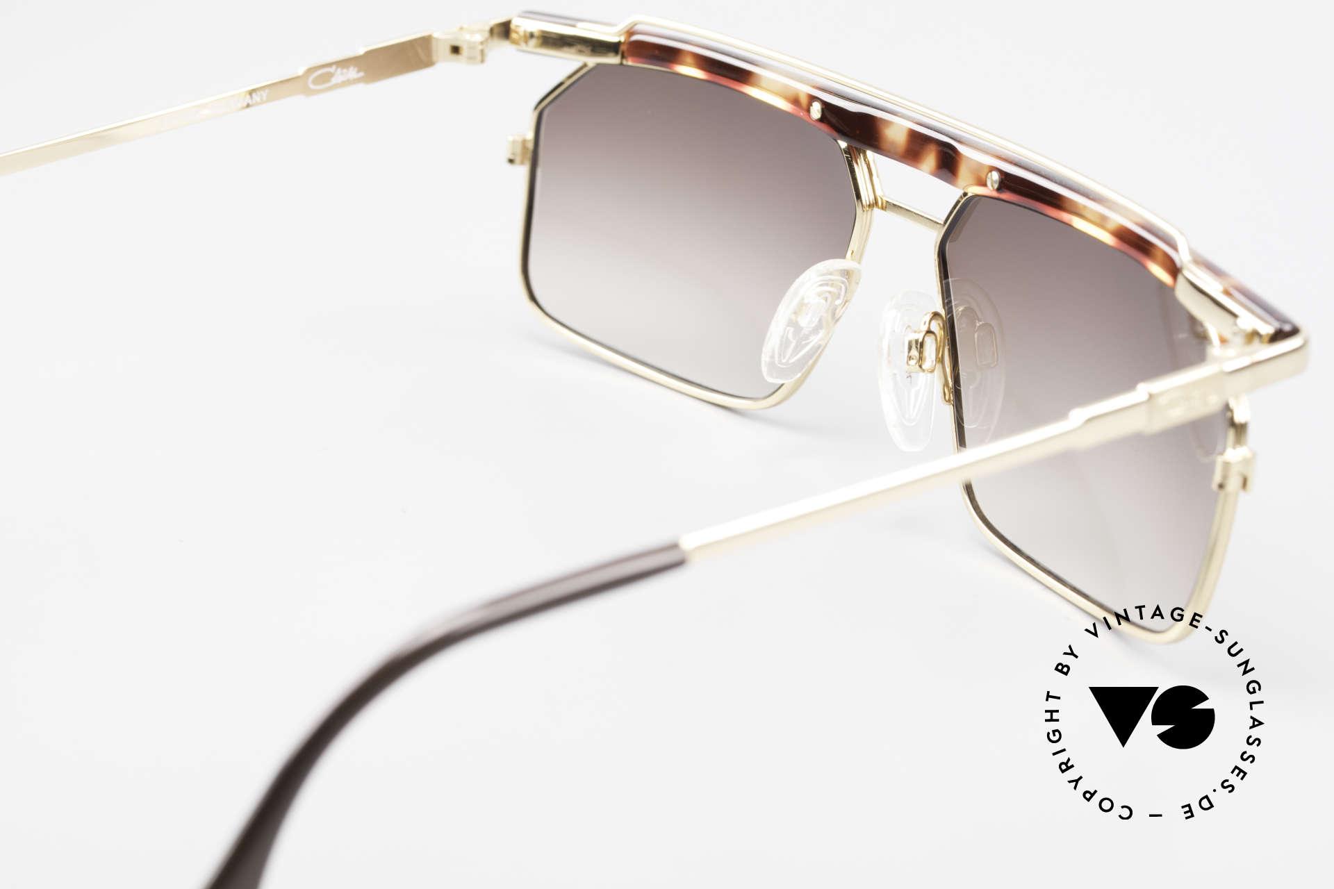 Cazal 752 Markante Vintage Herrenbrille, ungetragen (wie alle unsere vintage CAZAL Brillen), Passend für Herren