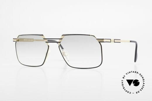 Cazal 760 Vintage 90er Qualitätsbrille Details