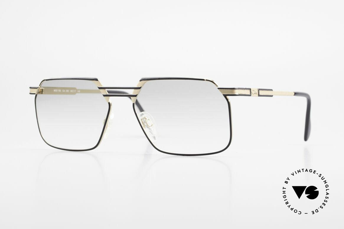 Cazal 760 Vintage 90er Qualitätsbrille, ausdrucksstarke Cazal Brille von circa 1993/1994, Passend für Herren