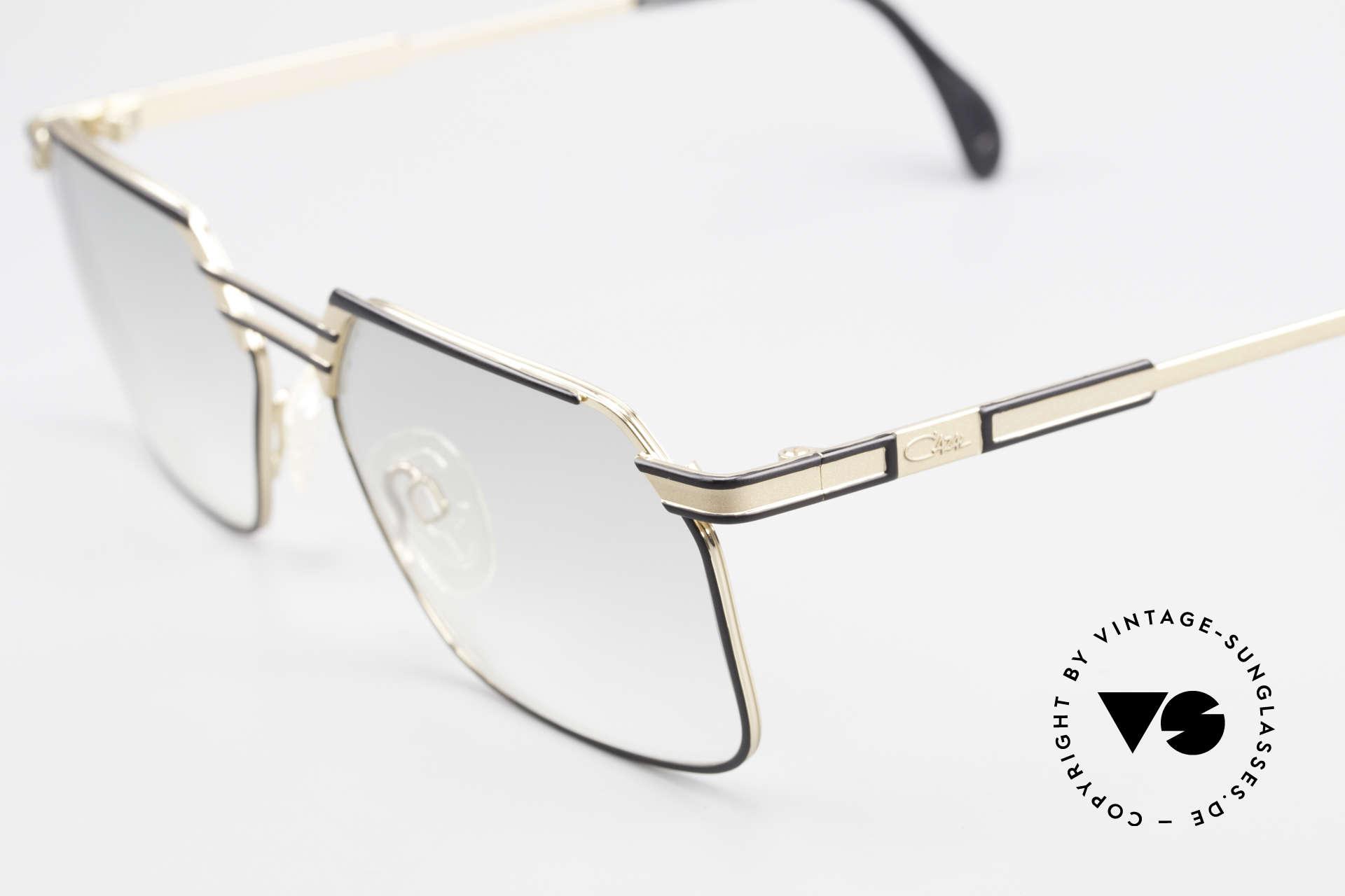 Cazal 760 Vintage 90er Qualitätsbrille, sehr markant und distinguiert; eben orig. CAZAL, Passend für Herren
