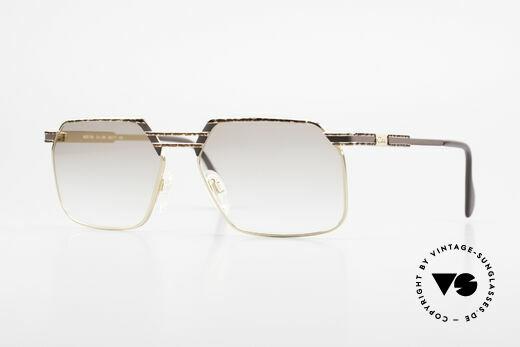 Cazal 760 Echt Vintage 90er Sonnenbrille Details