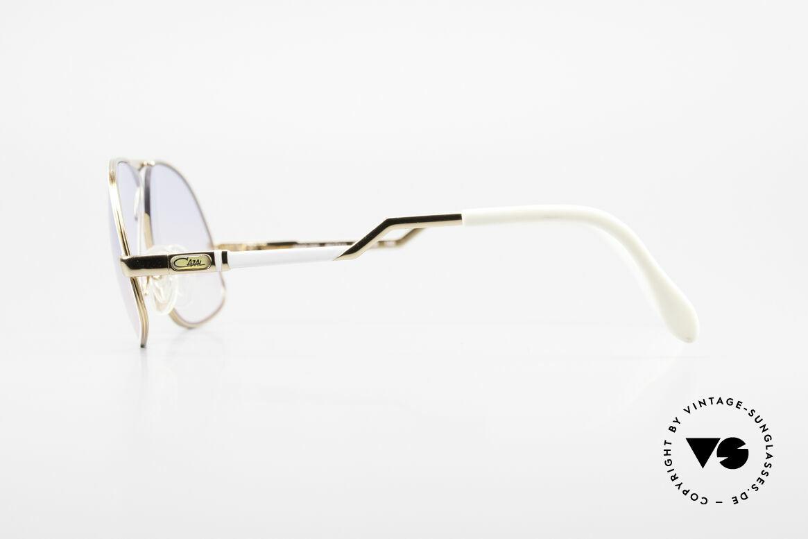 Cazal 737 Vintage Aviator Sonnenbrille, ungetragen (wie alle unsere alten Cazal Fassungen), Passend für Herren