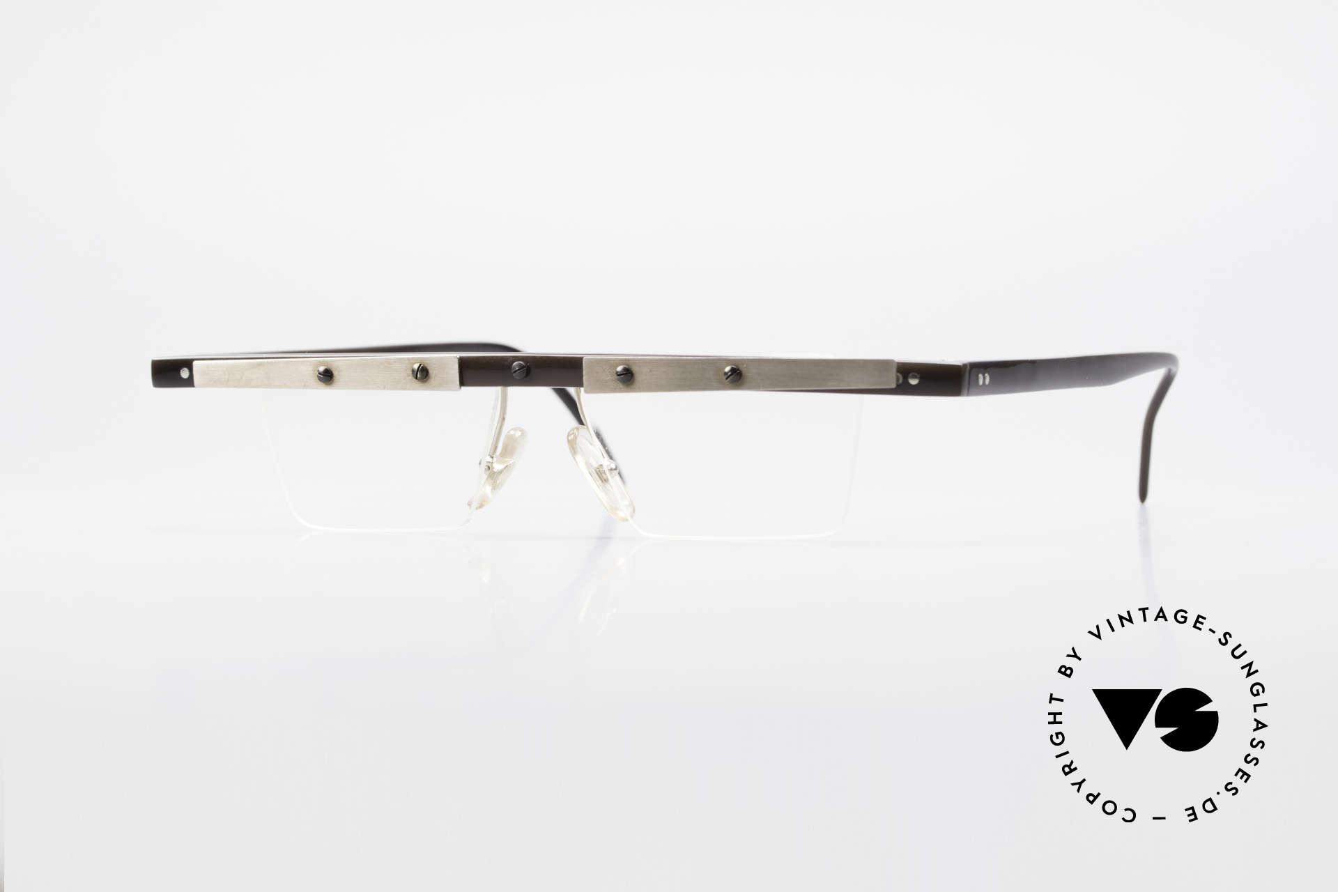 Theo Belgium Lambeta 7 Echte Büffelhorn Fassung, Theo Belgium: die eigenwilligste Brillenmarke, weltweit, Passend für Herren