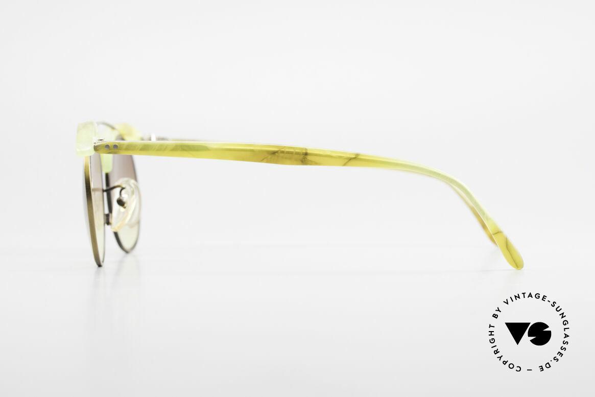 L.A. Eyeworks YANG 670 Vintage Sonnenbrille No Retro, ungetragen (wie all unsere vintage LAE Sonnenbrillen), Passend für Herren und Damen