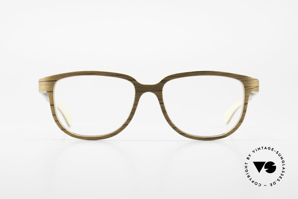 Rolf Spectacles Flavia 05 Brillenfassung Aus Purem Holz