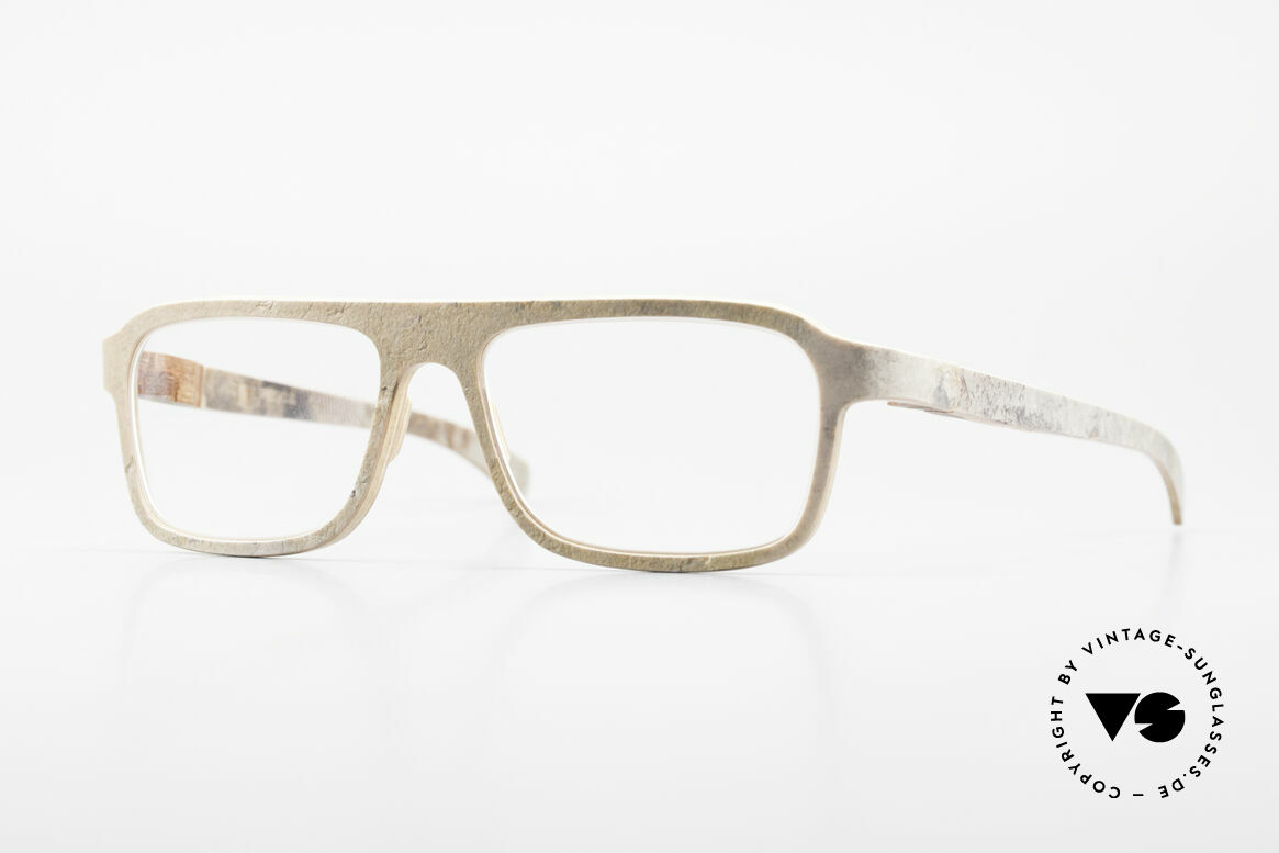 Rolf Spectacles Dino 41 Steinbrille sowie Holzbrille