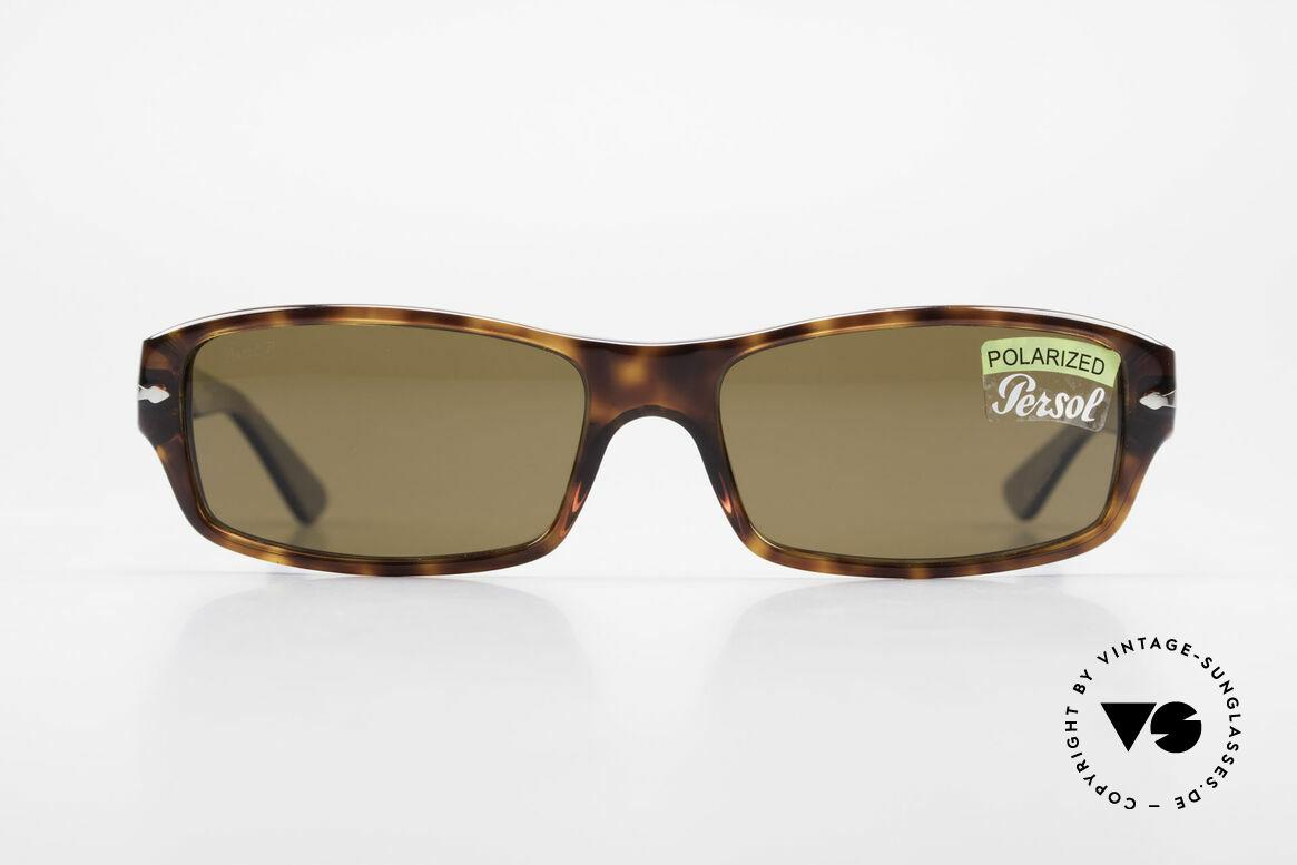 Persol 2786 Klassische Sonnenbrille Polar, klassische Brillenform in einem zeitlosen Design, Passend für Herren und Damen