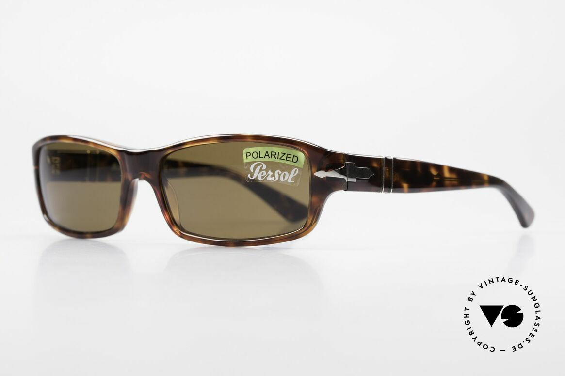 Persol 2786 Klassische Sonnenbrille Polar, hochwertigste Materialien und Fertigungsqualität, Passend für Herren und Damen