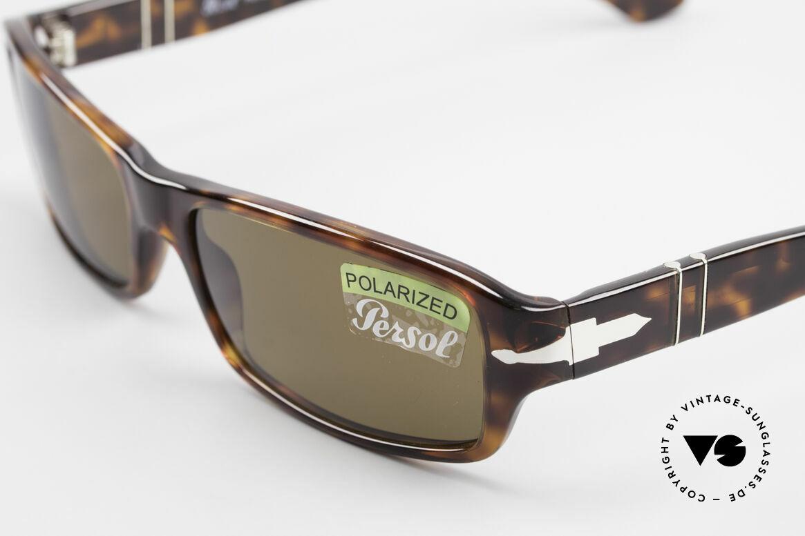 Persol 2786 Klassische Sonnenbrille Polar, polarisierende Mineralgläsern für 100% UV Schutz, Passend für Herren und Damen