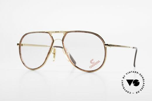 Carrera 5371 Echte Alte 80er Vintage Brille Details