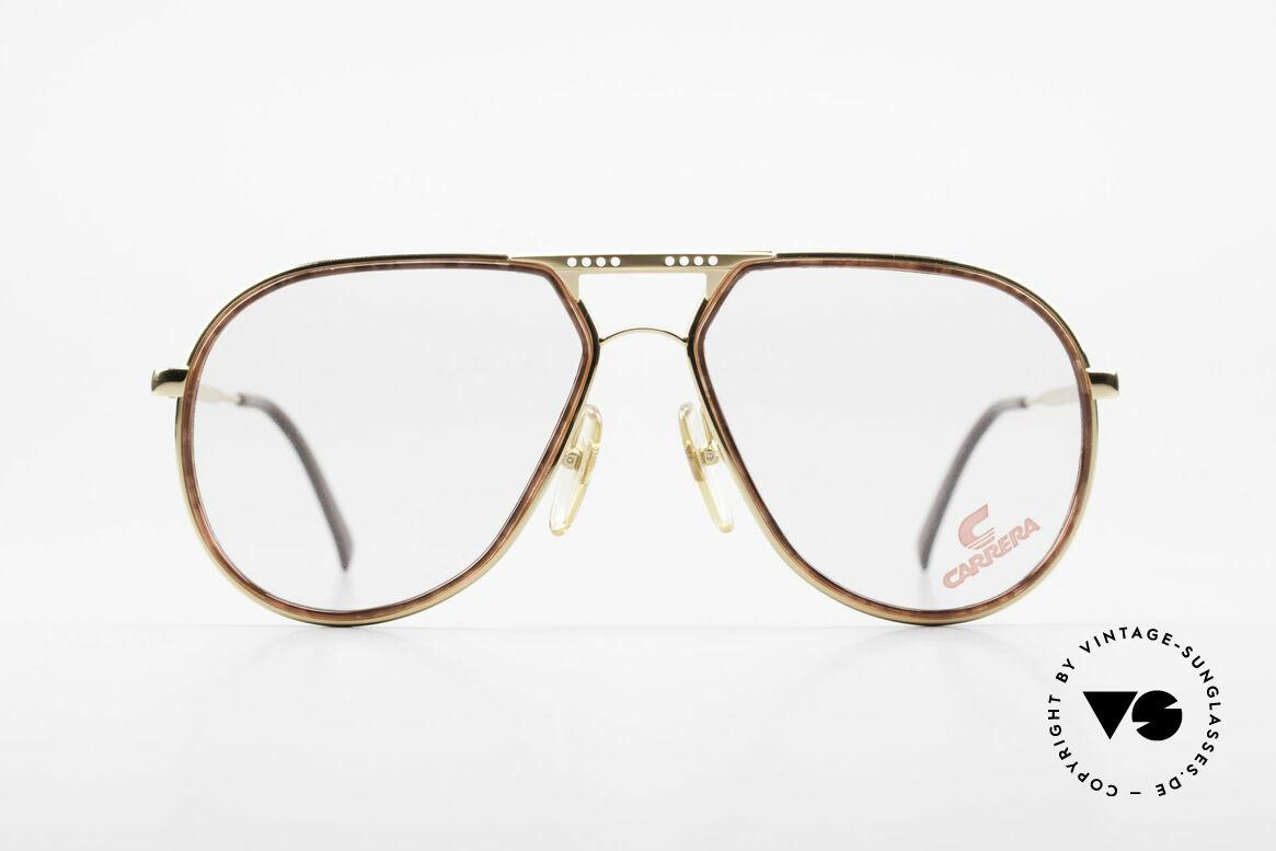 Carrera 5371 Echte Alte 80er Vintage Brille