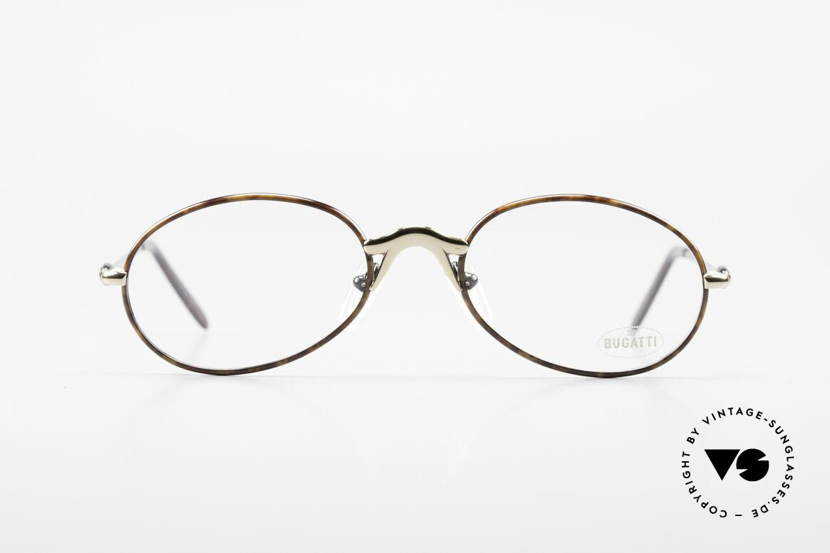 Bugatti 22157 Rare Ovale 90er Vintage Brille