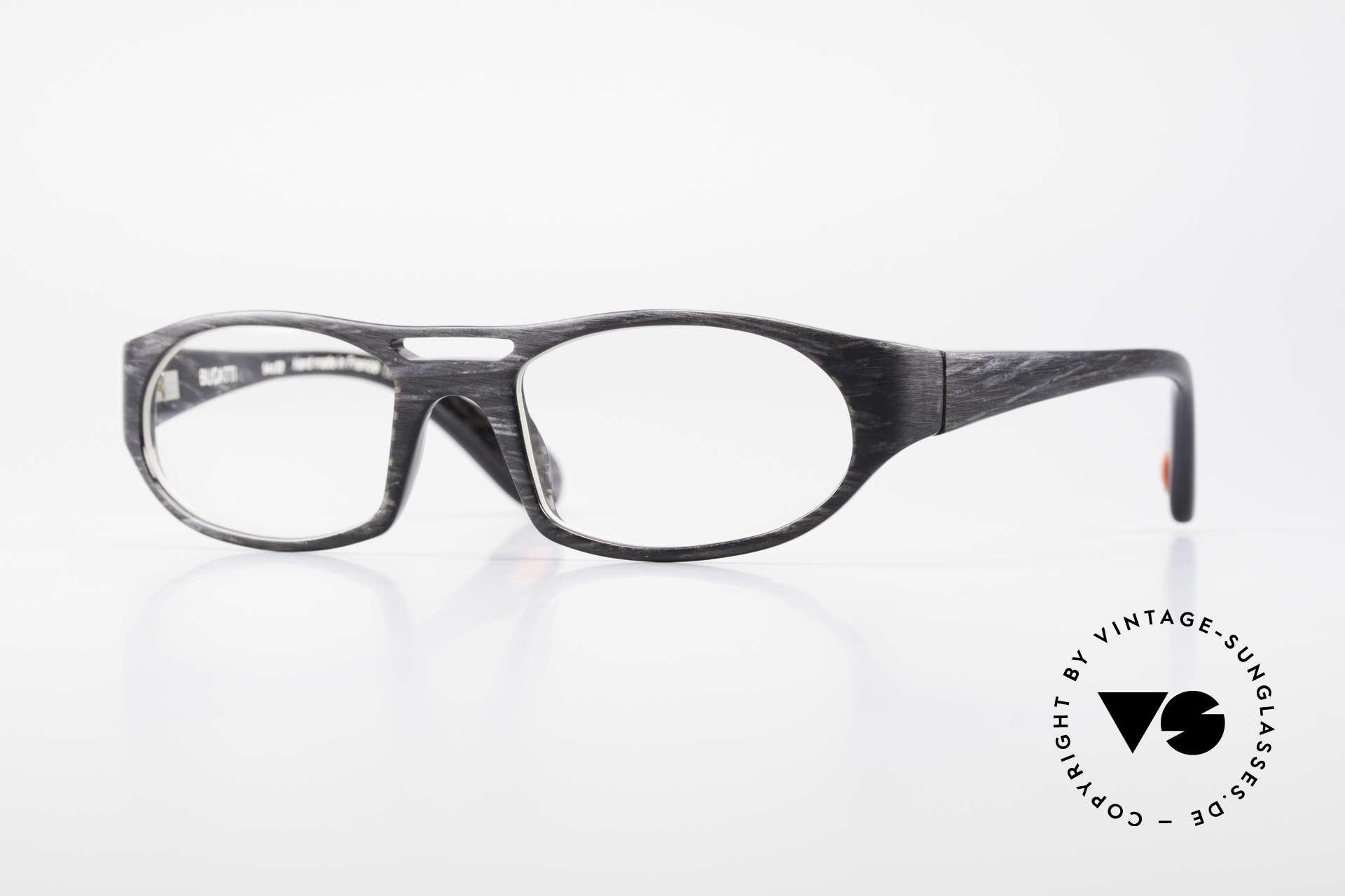 Bugatti 220 XLarge Designer Luxusfassung, markante high-tech Brillenfassung von Bugatti, Passend für Herren