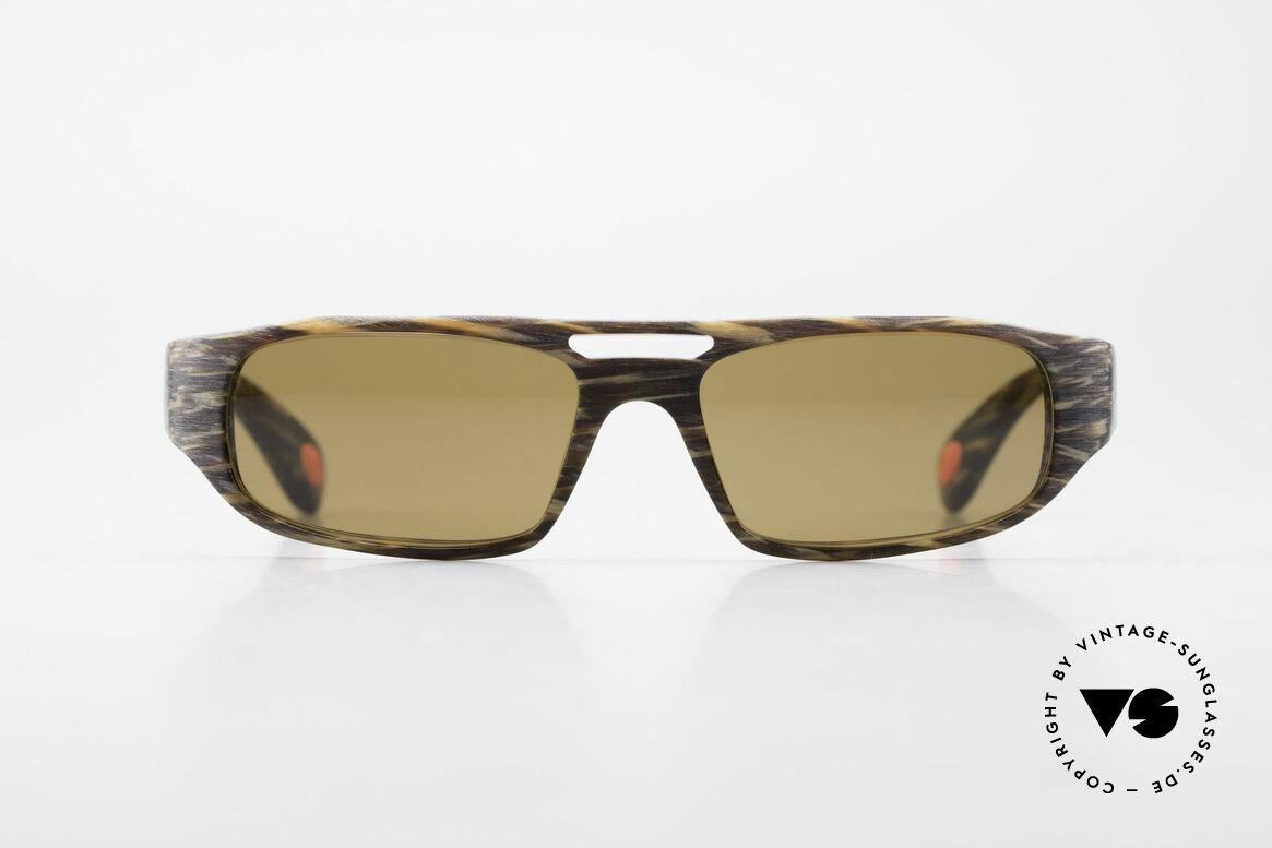 Bugatti 222 Luxus Designer Sonnenbrille, absolute Top-Qualität sämtlicher Komponenten, Passend für Herren