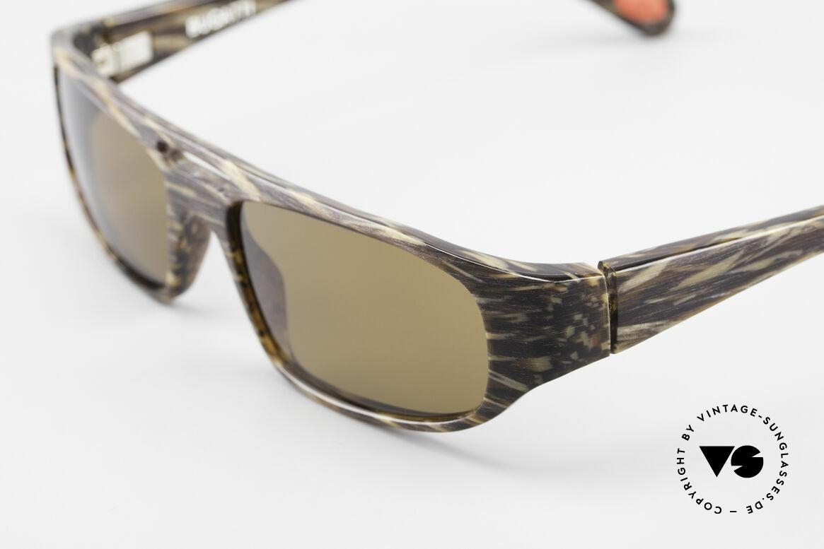 Bugatti 222 Luxus Designer Sonnenbrille, selten, da damals nur als Kleinstserie produziert, Passend für Herren