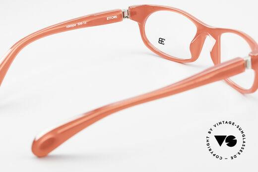 Bugatti 326 Odotype Ettore Vintage Designer Brille, Rahmen in kräftigem Rot und mit orig. Etui, Passend für Herren und Damen