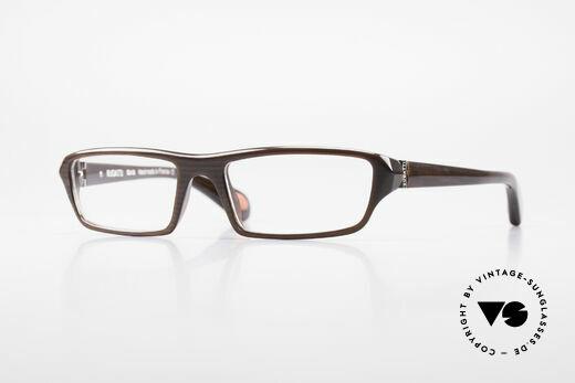 Bugatti 470 Herren Designerbrille Limited Details