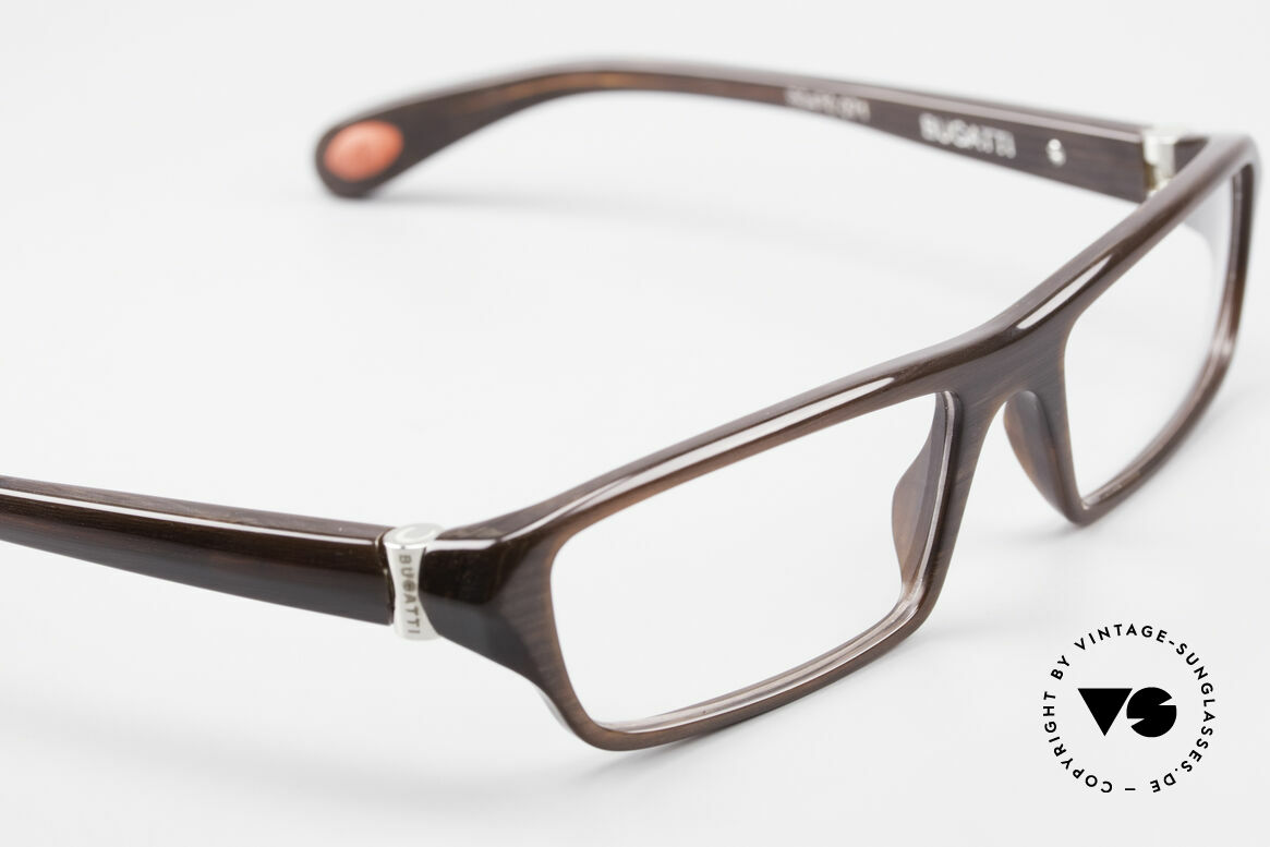 Bugatti 470 Herren Designerbrille Limited, ungetragenes Exemplar inkl. original Verpackung, Passend für Herren