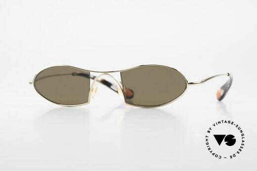 Bugatti 350 Odotype Designer Luxus Sonnenbrille Details