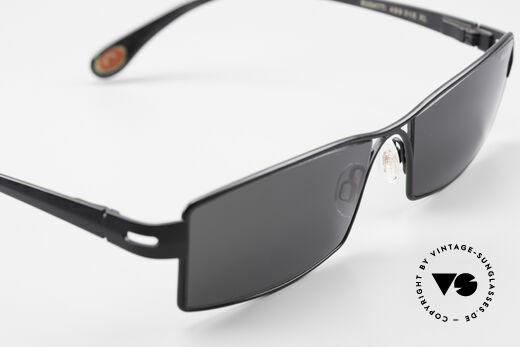 Bugatti 499 Rare XL Designersonnenbrille, teure, entspiegelte Sonnengläser; 100% UV Schutz, Passend für Herren