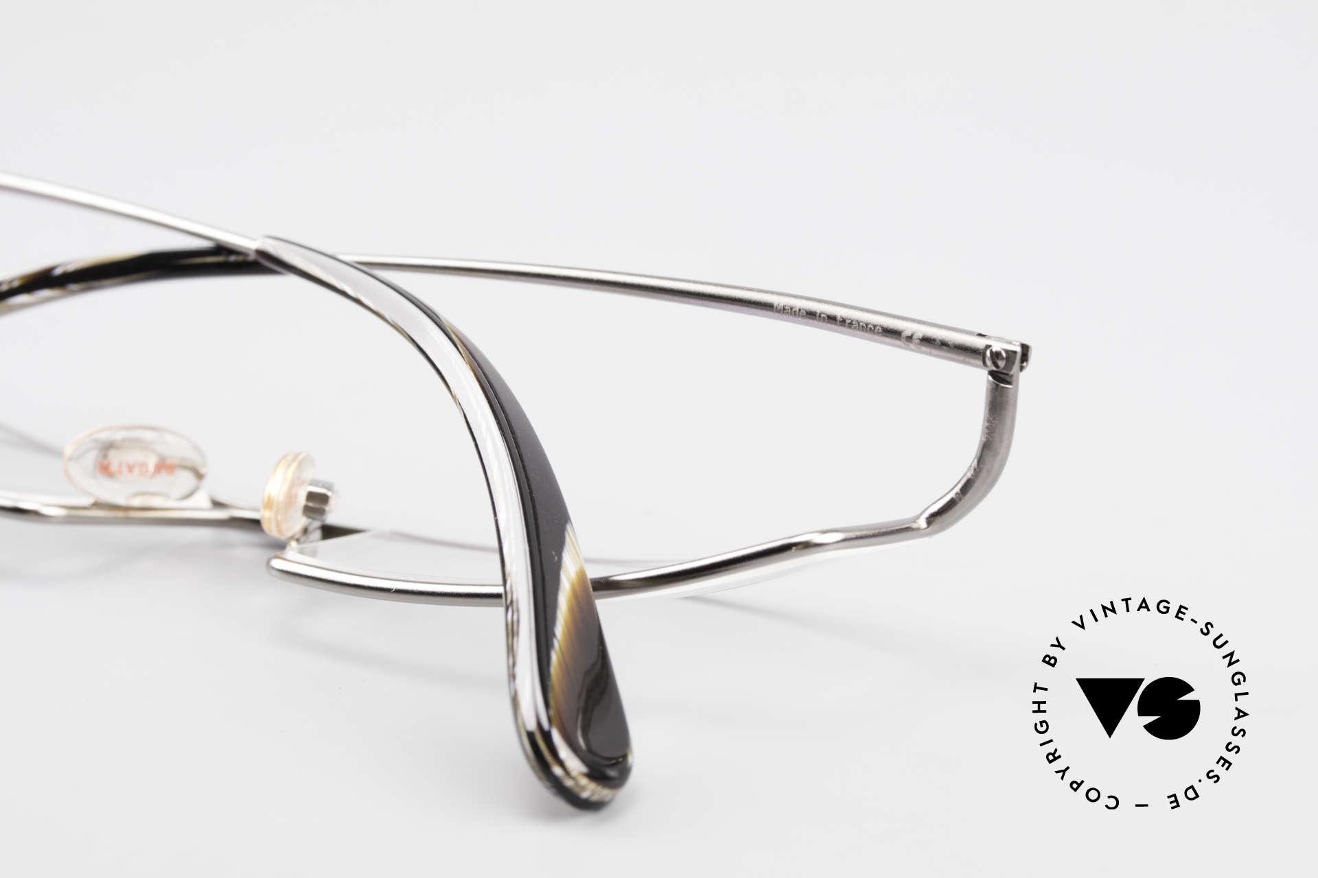 Bugatti 204 Odotype Vintage Luxus Brille Limited, Größe: large, Passend für Herren