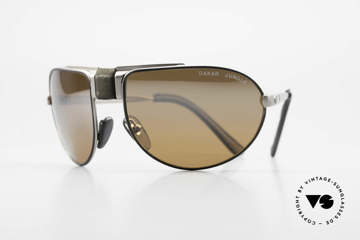 Cebe Dakar Jungle QD02 High-Tech Rennfahrer Brille