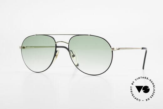 Christian Dior 2488 Alte 80er Pilotensonnenbrille Details
