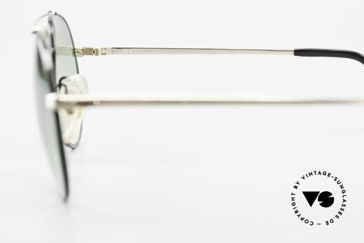 Christian Dior 2488 Alte 80er Pilotensonnenbrille, Fassung ist beliebig (optisch / Sonne) verglasbar, Passend für Herren