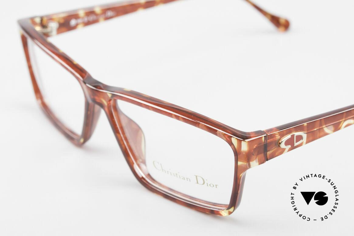 Christian Dior 2628 Alte 80er Optyl Fassung Unisex, OPTYL-Material scheint einfach nicht zu altern!, Passend für Herren und Damen