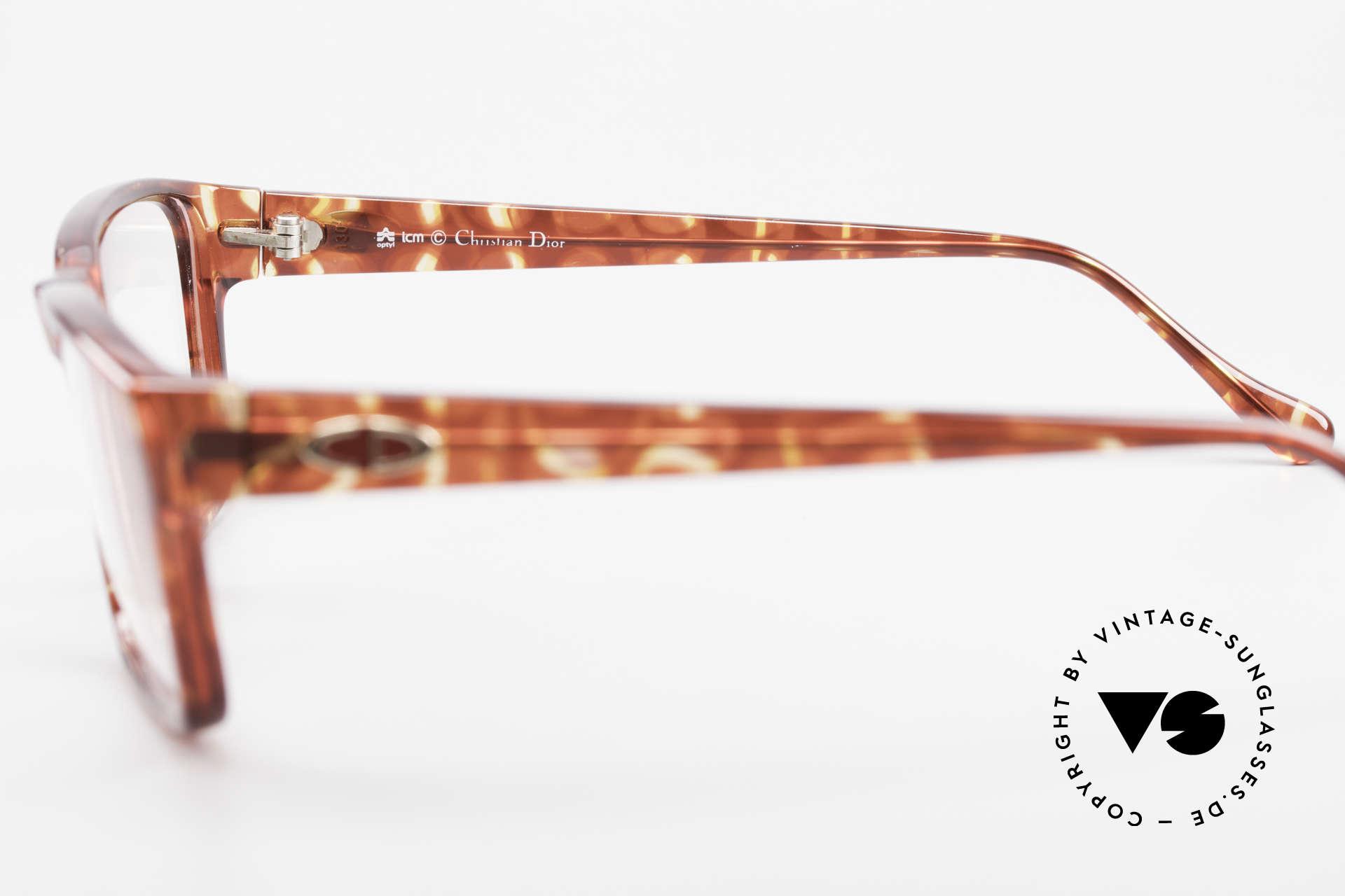 Christian Dior 2628 Alte 80er Optyl Fassung Unisex, die Optyl-Fassung kann beliebig verglast werden!!, Passend für Herren und Damen