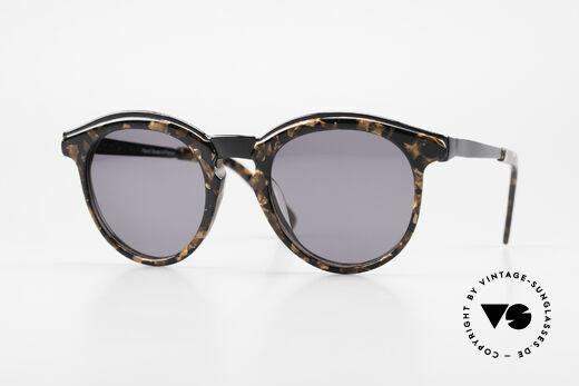 Alain Mikli 626 / 514 Alte 80er Panto Sonnenbrille Details