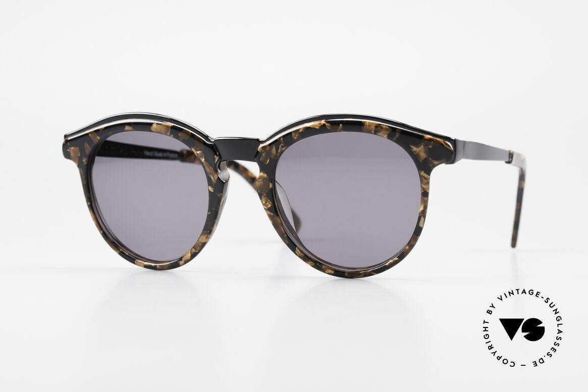 Alain Mikli 626 / 514 Alte 80er Panto Sonnenbrille, vintage Designer-Sonnenbrille von Alain Mikli, Passend für Herren und Damen