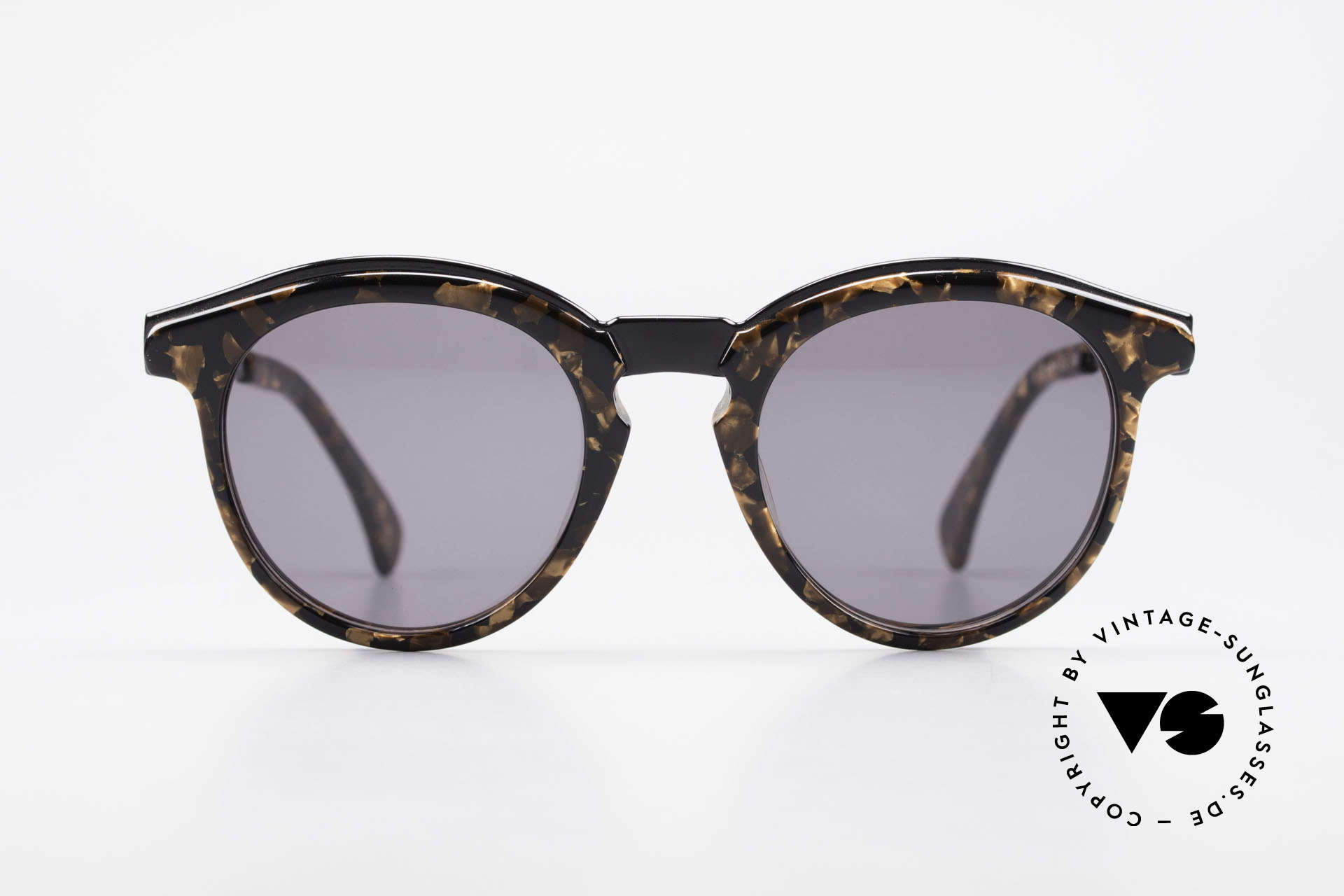 Alain Mikli 626 / 514 Alte 80er Panto Sonnenbrille, 626 / 514: absoluter Design-Klassiker von 1989, Passend für Herren und Damen