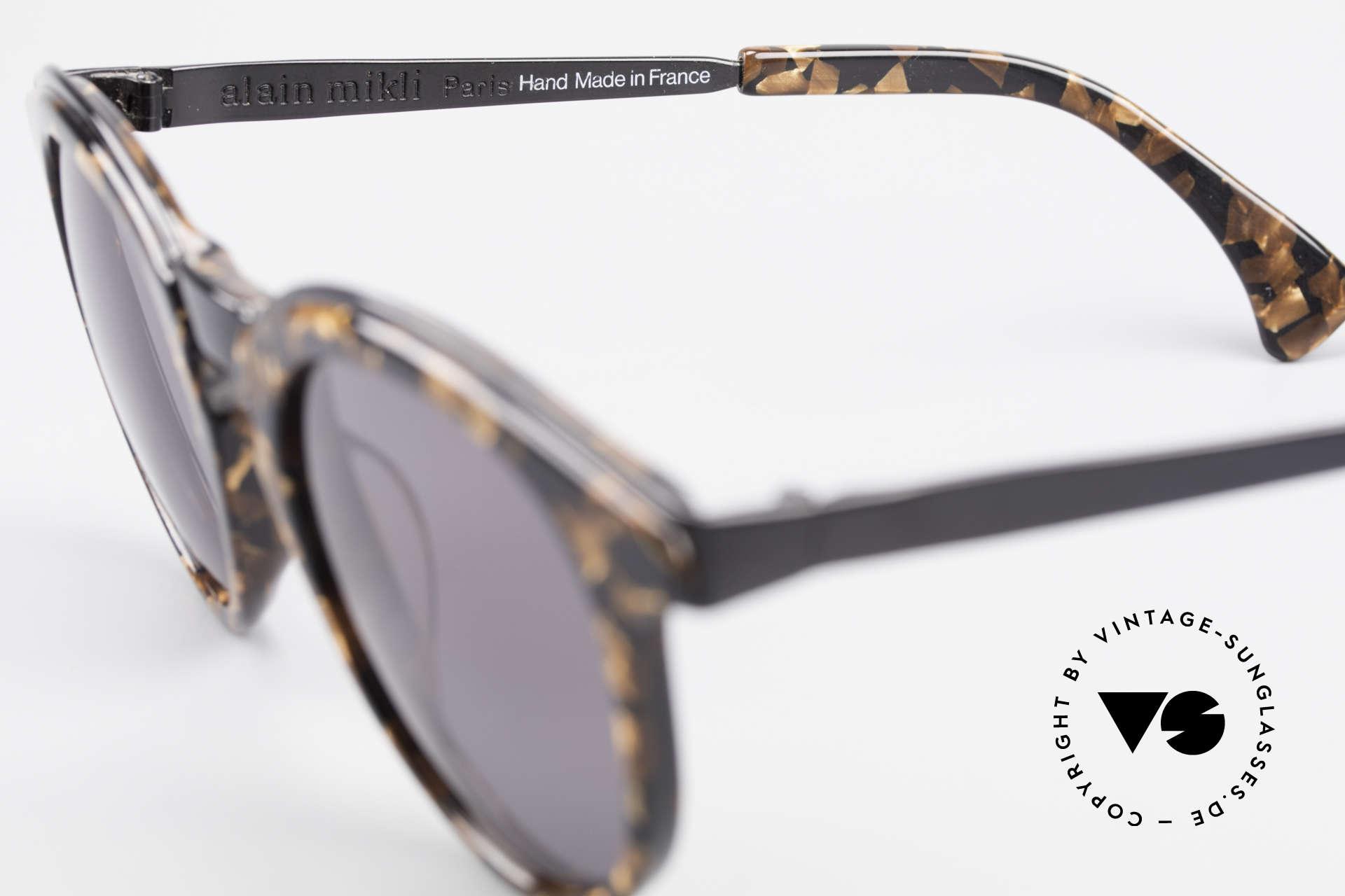 Alain Mikli 626 / 514 Alte 80er Panto Sonnenbrille, Größe: medium, Passend für Herren und Damen