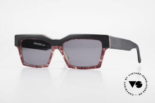 Alain Mikli 318 / 423 XL 80er Designer Sonnenbrille Details