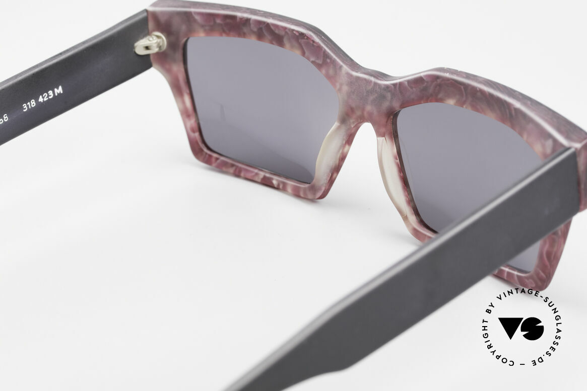 Alain Mikli 318 / 423 XL 80er Designer Sonnenbrille