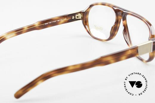 Davidoff 100 90er Herren Vintage Brille, Größe: medium, Passend für Herren