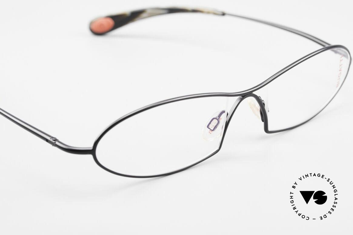 Bugatti 343 Odotype Vintage Designer Brille Herren, circa 15 Jahre altes Einzelstück; ungetragen!, Passend für Herren
