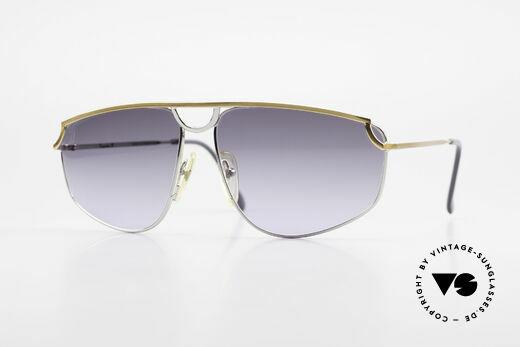 Casanova DSC9 Aviator Style Sonnenbrille Details