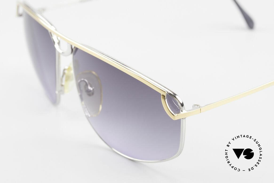 Casanova DSC9 Aviator Style Sonnenbrille, tolles Zusammenspiel v. Farbe, Form & Funktionalität, Passend für Herren und Damen
