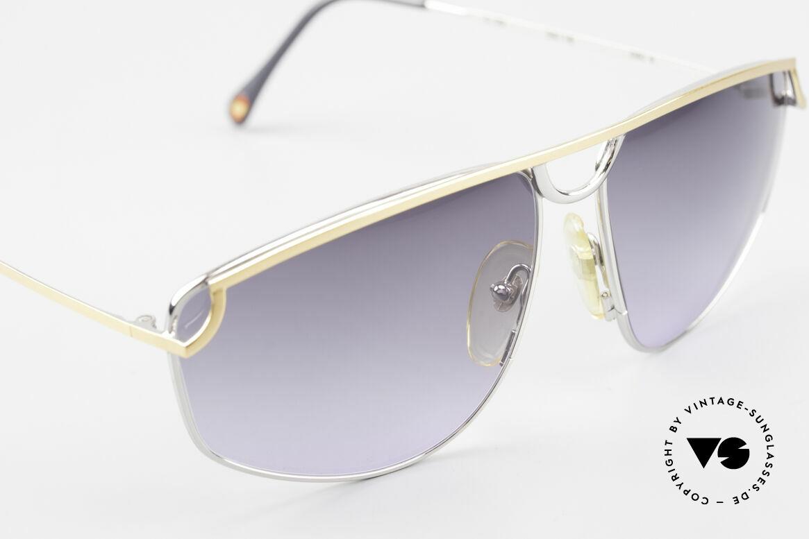 Casanova DSC9 Aviator Style Sonnenbrille, ungetragen (wie alle unsere 80er vintage Kunstbrillen), Passend für Herren und Damen