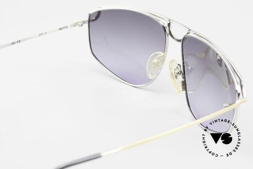 Casanova DSC9 Aviator Style Sonnenbrille, KEINE Retrobrille, sondern ein einzigartiges Original, Passend für Herren und Damen