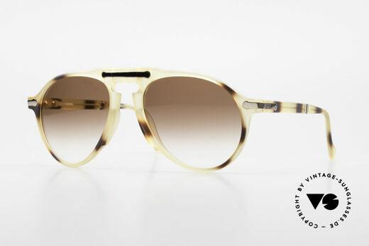 BOSS 5156 90er Vintage Faltsonnenbrille Details